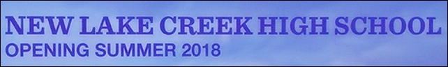 Momntgomery ISD Lake Creek High School Opening 2018