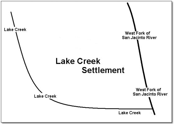 Lake Creek Settlement